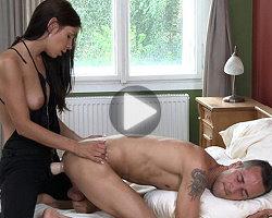 stimulate him